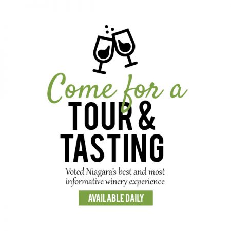Voted Niagara's Best & Most Informative Winery Experience