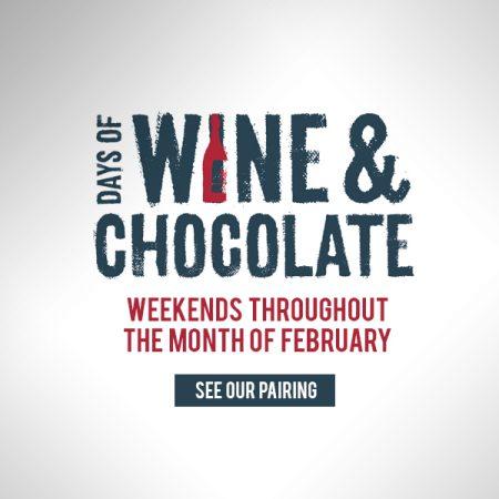 Days of Wine & Chocolate