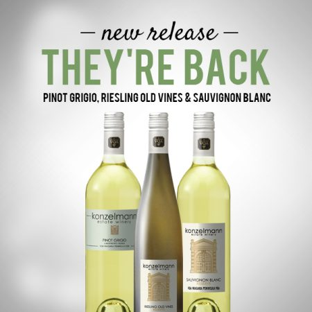 Some of our most popular white wines are back