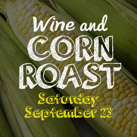 Visit Konzelmann this Saturday (23) for our Charity Corn Roast from 11am - 5pm