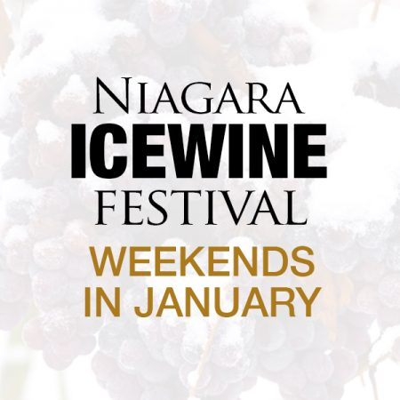 Celebrate all things icewine