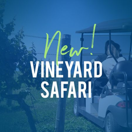 NEW! Vineyard Safari at Konzelmann