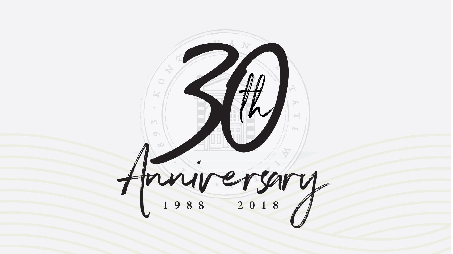 Konzelmann 30th Anniversary