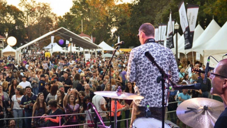 Niagara Grape and Wine Festival – Montebello Park Experience