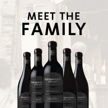 NEW! Konzelmann Family Reserve Series