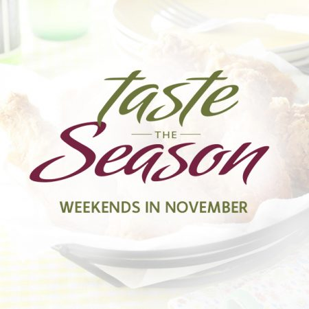 Visit Konzelmann for Taste the Season