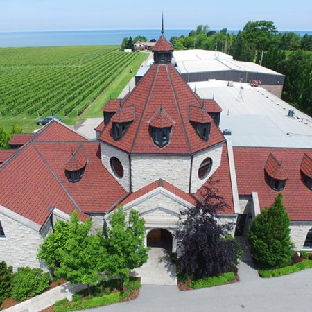 Niagara's Only Lakefront Winery