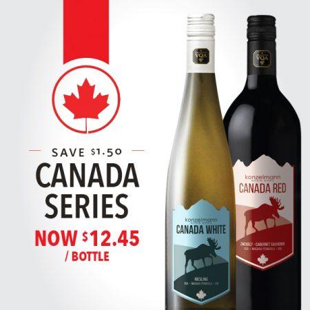 Canada Series Sale