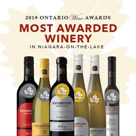 Most Awarded Winery