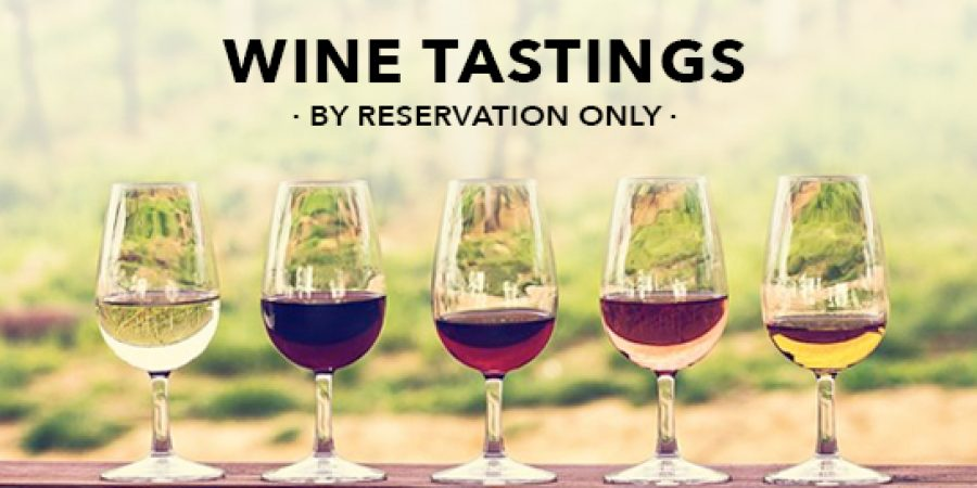 Wine Tastings at Konzelmann are available