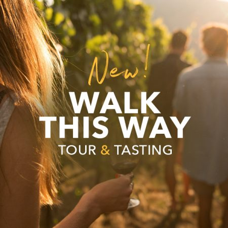 Experience our New Private Tour & Tasting