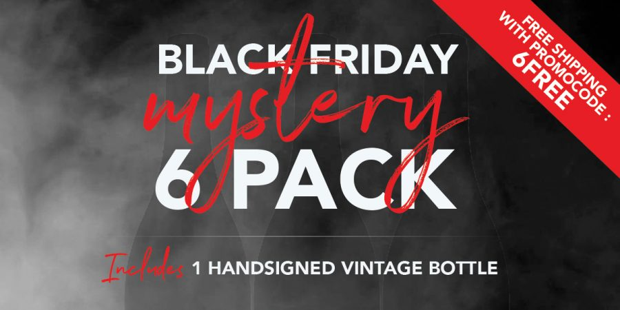 Our Famous Mystery 6 Pack is Back