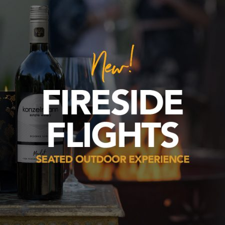 New! Fireside Flights Outdoor Experience.