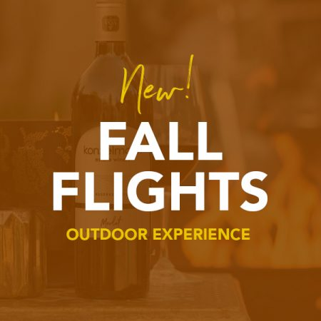 New! Fall Flights Outdoor Experience